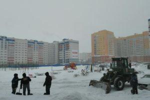 За нечищеные дворы в Брянске нерадивым УК выписано более 80 предписаний
