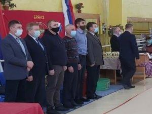 В Брянске состоялось торжественное открытие соревнований, посвящённых воинам-афганцам