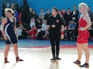 В Брянске состоялся чемпионат области по спортивной борьбе