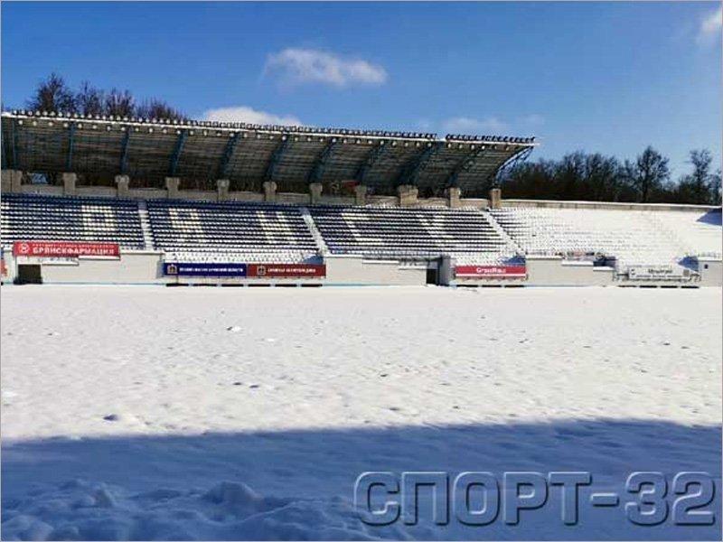 Брянское «Динамо» начнёт сезон-2021 на запасном стадионе мирового уровня – прогноз