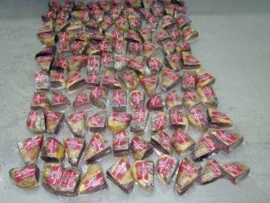 Брянские таможенники отправили на уничтожение центнер премиального мяса