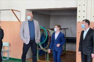 Сельские школы двух районов Брянской области намерены попасть в партпроект «Детский спорт»