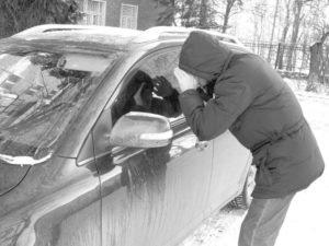 Иностранный рецидивист-гастролёр обчистил более сорока брянских автомобилей