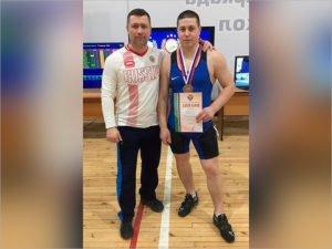 Брянский тяжелоатлет стал бронзовым призёром Кубка России