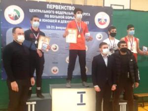 Брянские борцы завоевали 10 медалей на первенстве России