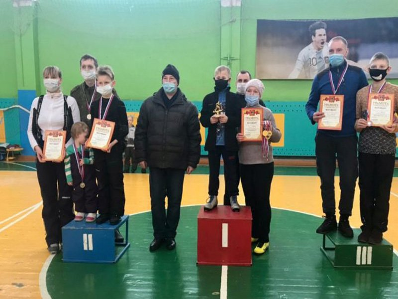 В Добруни состоялось тожественное открытие зимних сельских спортивных игр
