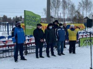 Команда Брянского района стала первой по итогам зимних сельских спортивных игр в Добруни