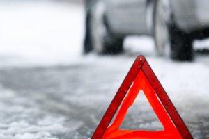 В Жуковке дорогу не поделили две иномарки: пострадала пассажирка одной из них