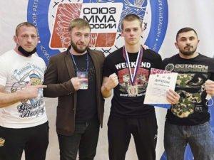 «Брянские волки» привезли достойные результаты с чемпионата и первенства ЦФО по ММА