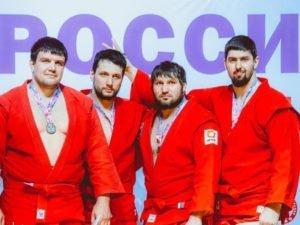 Артём Осипенко – десятикратный чемпион России