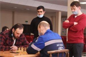Брянский автозавод провёл первый корпоративный шахматный турнир