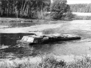 Полвека назад Брянский автозавод начал разработку амфибий семейства «Основа-1»