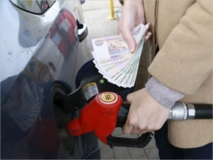 В начале апреля бензин в Брянске подорожал сразу почти на 30 копеек – Росстат