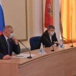 Александр Богомаз рассказал о закрытии брянских ковид-госпиталей