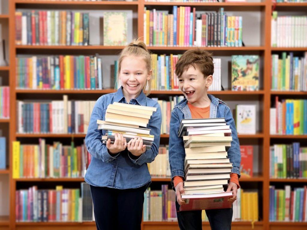 В Брянске проходит всероссийская неделя детской книги