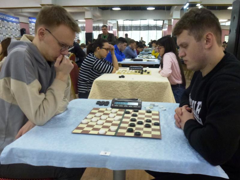 Брянский шашист стал бронзовым призёром первенства России