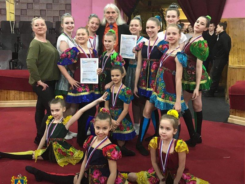 Юные цирковые артисты из брянского «Импульса» добились наград на «Новом течении»