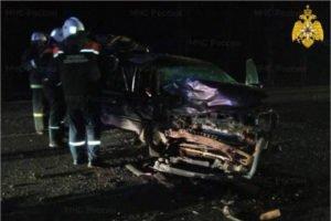 В столкновении двух легковушек недалеко от Брянска погибла молодая женщина