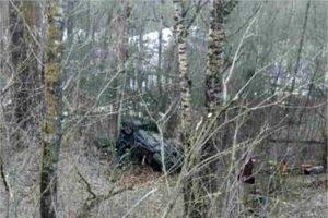 В Брянске молодой человек угнал у родственника кроссовер и устроил гонки с ДПС