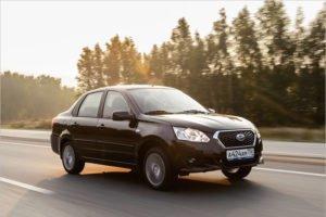 Самой аварийной легковушкой российские автостраховщики признали Datsun