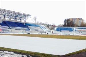 Руководство брянского «Динамо» заверило, что домашний стадион будет полностью готов к матчу 10 марта