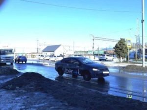 В Брянске таксист-лихач сбил 11-летнего школьника. Мальчик госпитализирован