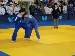 В Брянске прошёл открытый турнир по дзюдо памяти Героя России Олега Визнюка