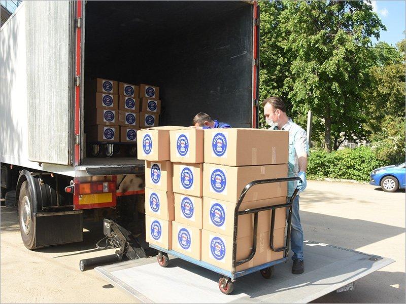 Годовщина открытия первых волонтёрских центров «ЕР»: в Брянской области — 1700 волонтёров