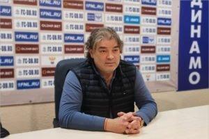 Сергей Фельдман пообещал оставить брянское «Динамо» в ФНЛ