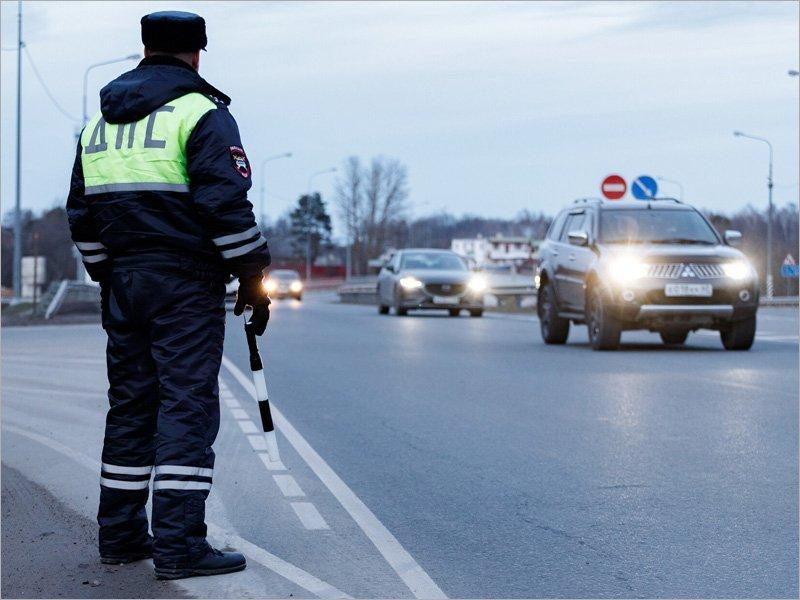 В Брянске на выходных пройдут сплошные проверки автотранспорта в рамках операции «Нетрезвый водитель»