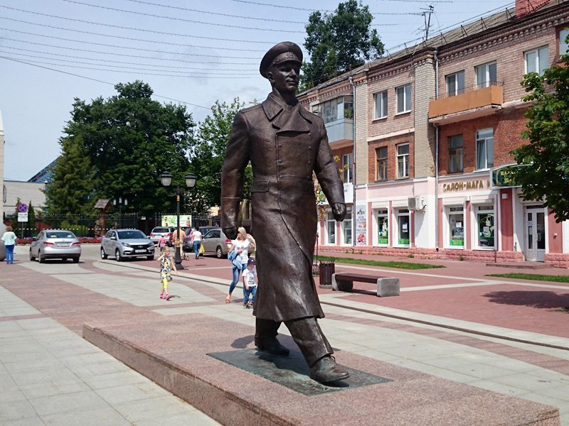 Брянский краеведческий музей пригласил горожан на экскурсию о Юрии Гагарине
