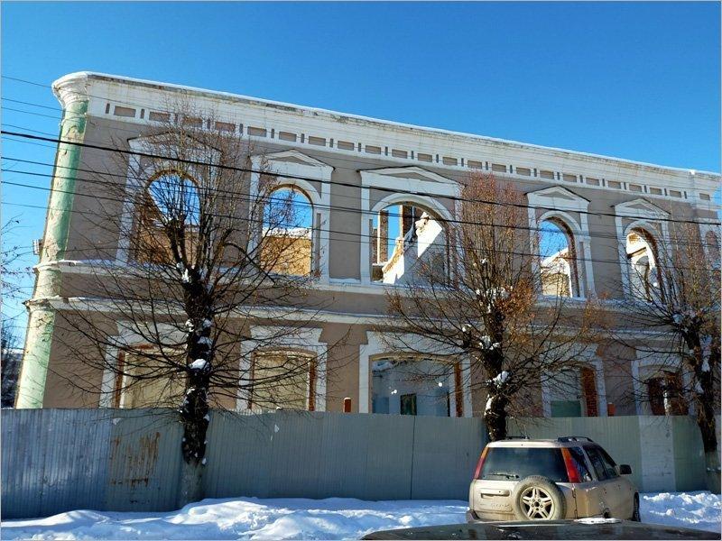 На правильную переделку исторического здания в Клинцах под «Кванториум» планируется потратить 7,7 млн. рублей