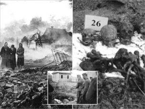 Чтобы помнили: 78 лет Корюковской трагедии в Черниговской области и украинская ложь о ней