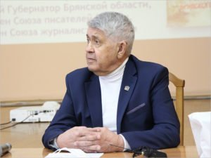 Первый экс-губернатор Брянской области Юрий Лодкин отметил 83-й день рождения