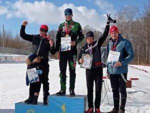 В Брянске прошли чемпионат и первенство по лыжным гонкам