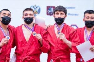 Брянский самбист Антон Мамонов завоевал золотую медаль Кубка мира