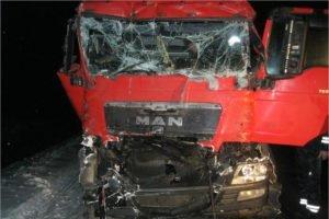 Самыми аварийными грузовиками автостраховщики признали MAN'ы