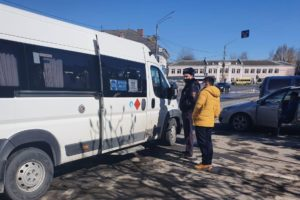 В городском транспорте Брянска устроили «облаву на безмасочников». Попались семеро