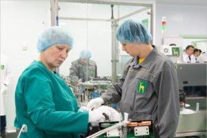 Завод по производству медицинских масок под Почепом сокращает производство и, как минимум, 200 работников
