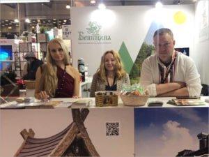 «Тридевятое царство» представляет Брянск на крупнейшей в России туристической выставке MITT