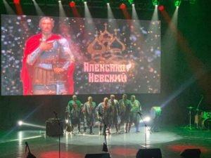 В Брянской областной филармонии исполнили «Песни русской рати»