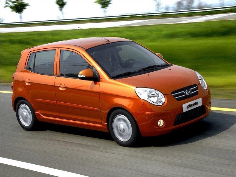 KIA Picanto, Nissan Juke и Mercedes-Benz GLA – самые «женские» автомобили