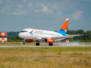 «Азимут» открыл летние продажи авиабилетов Брянск-Сочи