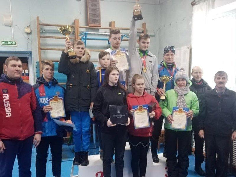 В Дятьково прошли чемпионат и первенство области по полиатлону