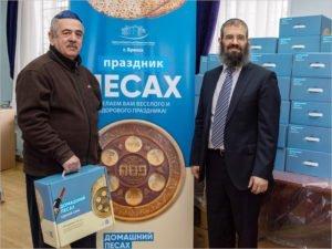 Евреи Брянска отмечают главный праздник иудаизма