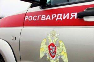 Вневедомственная охрана задержала в Брянске магазинного вора