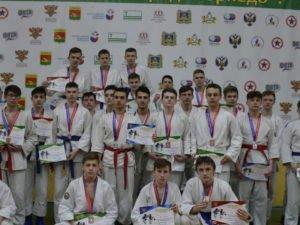 В брянском доме спорта «Торпедо» состоялись чемпионат и первенство области по рукопашному бою