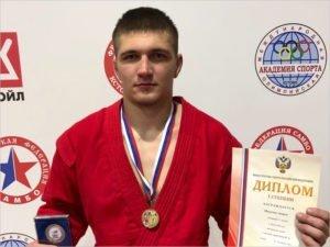 Брянский спортсмен вышел в финал Кубка мира по самбо
