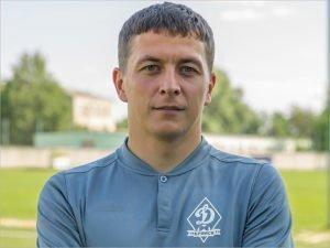 В брянском «Динамо» назначен новый начальник команды