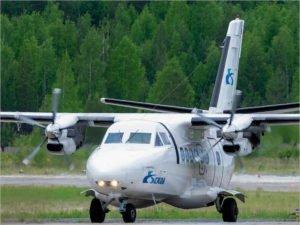 Калининградская авиакомпания получила разрешение летать из Брянска в Минск